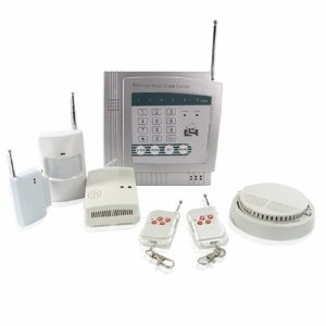 Superior Wireless Home And Office Alarm System New