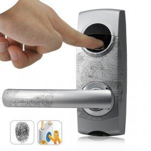 Fingerprint Door Lock - Left (Emperor Grade Edition) New