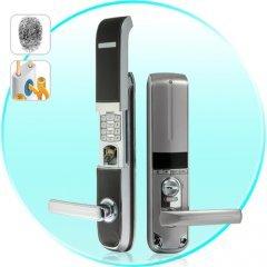 Protector - Heavy Duty Fingerprint Door Lock (Left) New