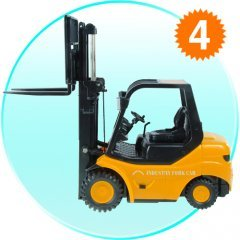 RC Forklift with Lifting Arms  (Q: x4) New