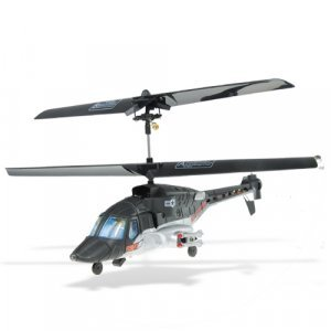 Realistic Attack Helicopter with IR Remote Control New