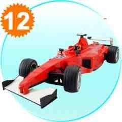 Formula 1 RC Race Car - Deluxe F1 Racing Car (220V)  (Q: x12) New