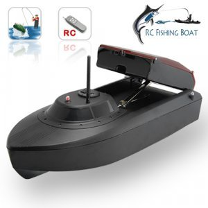 RC Fishing Boat with Bait Casting New