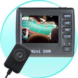 Button Pinhole Video Camera + DVR - Great Hidden Surveillance New