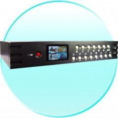 Four Channel Embedded Digital Video Recorder -PAL New