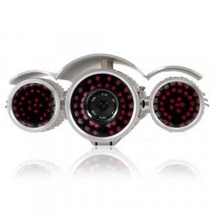 Sentinel - Waterproof Night Vision CCTV (SONY 1/3 CCD) - PAL New