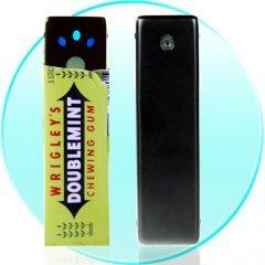 Mini Video Audio Spy Camera - Chewing Gum Wrapper Sized New
