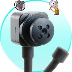 Tiny Digital CCD Camera with MIC New
