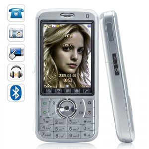 Osiris - Quadband Dual SIM Touchscreen Worldphone New