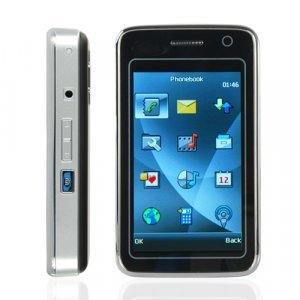 Elegance Dual SIM Quadband Cell Phone w/ 3 I New
