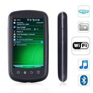 El Portal 3.2 Inch Touchscreen Windows Mobile Smartphone + WiFi New