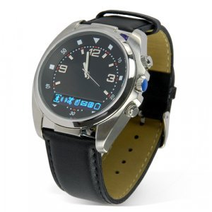 Bluetooth Watch with Vibration and Caller ID Display New