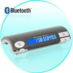 Bluetooth Handsfree Speaker Car Kit New