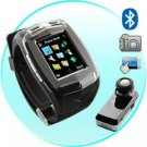Quad Band Cell Phone Watch - Touch Screen + Bluetooth Watch New