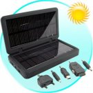 Solar Battery Charger for iPods, Phones, Cameras and USB Devices New