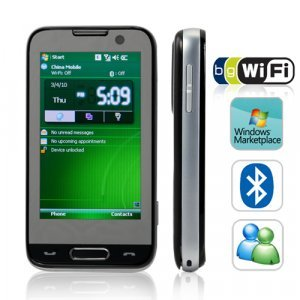 Revolution - Windows Mobile Smartphone (3.2 Inch Touchscreen) New