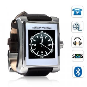Suave Cellphone Watch - Premium Mobile Phone Dress Watch New