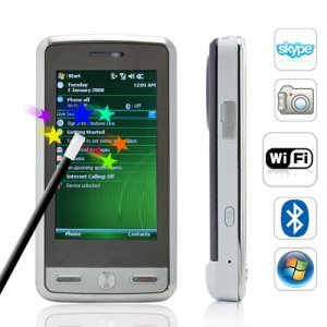 Bravura Smartphone (WiFi, Windows Mobile, TouchScreen and More) New