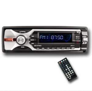 Car Digital Media Center - 1-DIN Car DVD Player New
