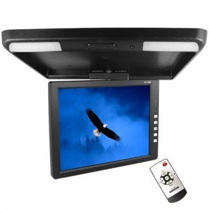 Roof Mount LCD Monitor - 13.3 Inch Vehicle Display New