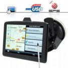 The Explorer 5 Inch Touchscreen GPS Navigator + MP3 MP4 Player New
