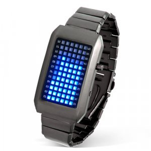 Zero Kelvin - Japanese Blue LED Watch New