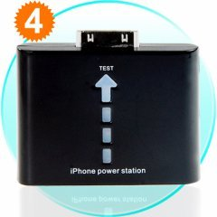IPhone and IPod Deluxe Battery Pack New