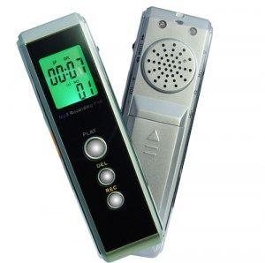 128MB Spy Recording Device - Voice + Telephone Recording New