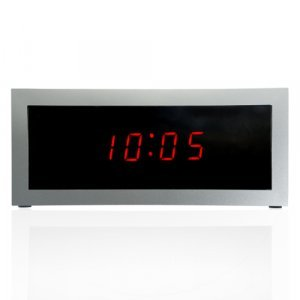 Mirror Alarm Clock with LED Display New