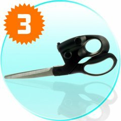 Ultimate Accuracy Laser Scissors New