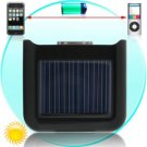 Ultra Compact iPhone and iPod Portable Solar Battery Charger × 4 New