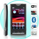 Destino - Quadband GSM Dual SIM Wifi Touchscreen Cellphone