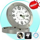 Spy Camera Clock (Motion Detection, 30FPS, Pinhole Lens)
