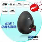 Multi-Format Memory Card Reader (SD / MS / TF / More!) X 5