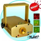 Laser Effects Projector with Sound Activation (GOLD)