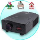 Multimedia Projector with HDMI, VGA, TV, and More
