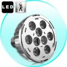 9W LED Light (Warm White Spot Light Bulb)