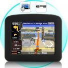 Portable GPS Navigator and Multimedia Player (3.5 Inch Screen)