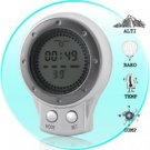 Multi Function 6-in-1 Digital Compass, Weather, Altimeter, More × 2