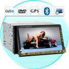 Multimedia Car DVD Entertainment System w/ DVB-T + GPS