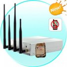 Industrial Strength Cell Phone Jammer (CDMA, GSM, DCS, and 3G)