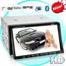 Street Wolf High-Def Touchscreen Car DVD Player (GPS + DVB-T)