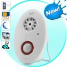 GSM Remote Security Camera with Nightvision + Motion Detection