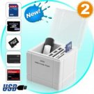 Memory Card Reader and USB HUB (Office Edition)