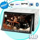Turismo G3 High-Def Touchscreen Car DVD Player with GPS + ISDB-T