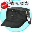 Spy Hat With Remote - Hidden Pinhole Video Camera + DVR
