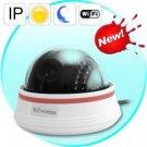 Wireless IP Camera (Night Vision, Motion Detection Alarm)