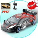 1:16 Scale Nitro Race Car with Pistol Grip Remote Control