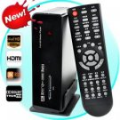 1080P HDD Media Player (HD, RSS, YouTube, Network Ready)