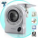 Spy IP Camera (PTZ + Motion Detect + Audio)